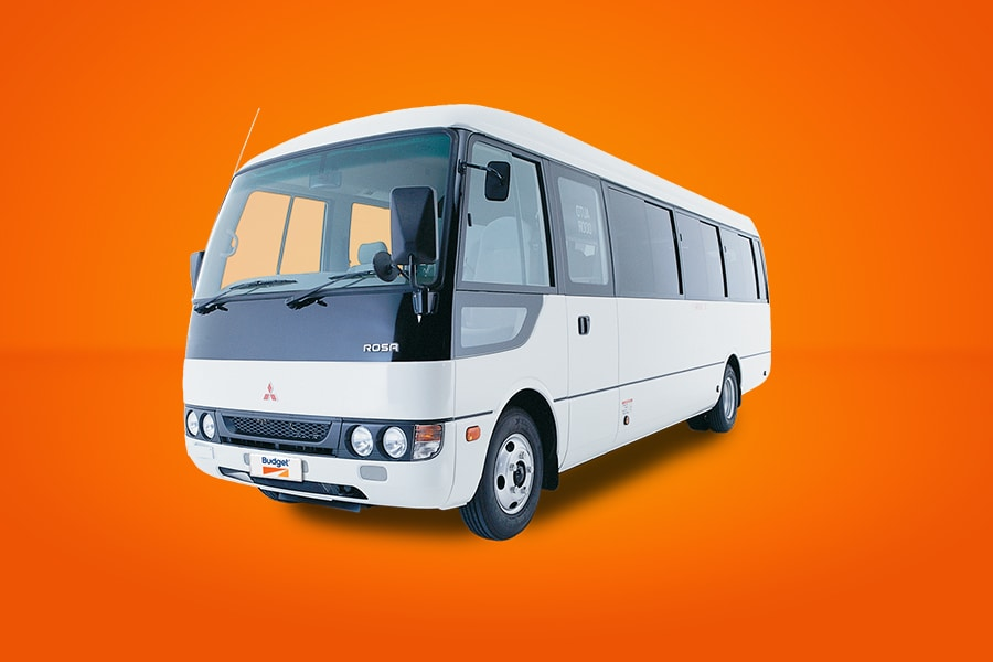 Melbourne 25 Seater Bus