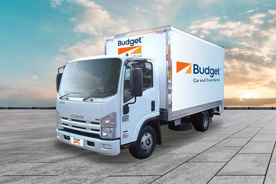 Budget Moving Trucks >> Moving Vans Budget Trucks Australia