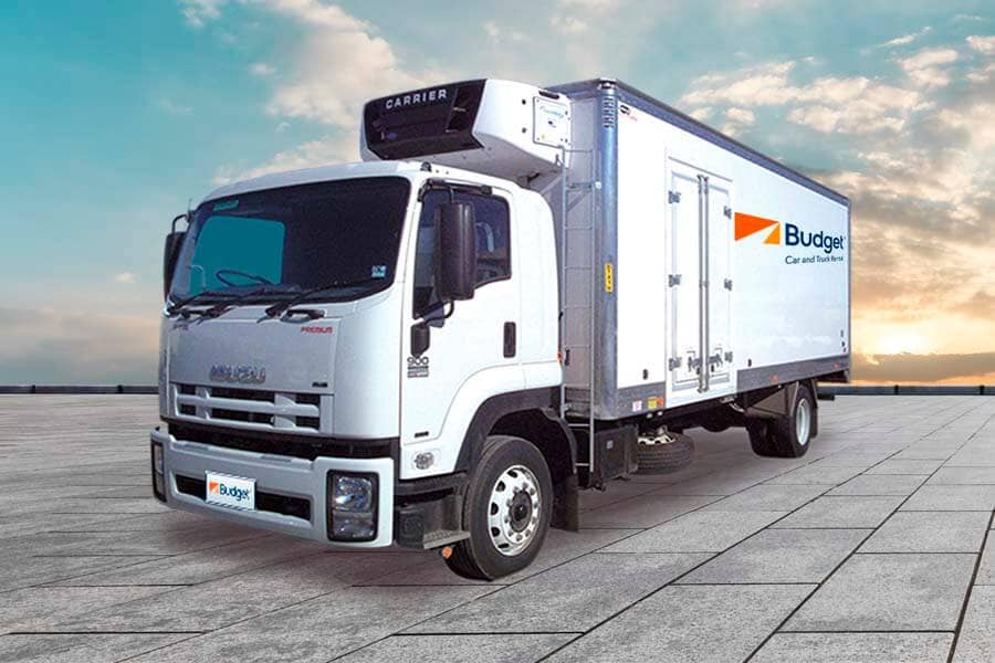 6.4 Metre Truck Refrigerated